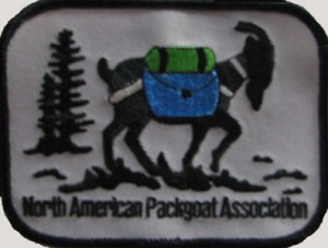 NAPgA Embroidered Patch